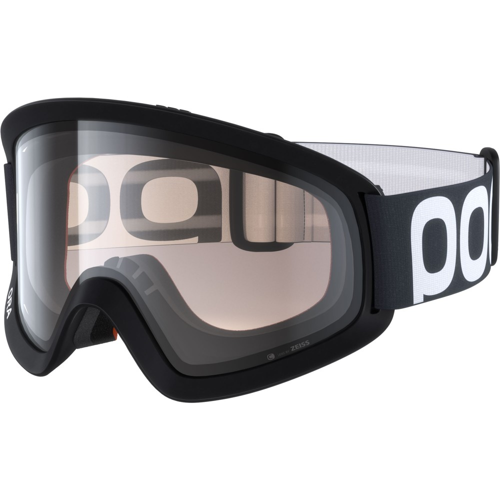 POC Ora Clarity MTB Goggles With Brown Lens