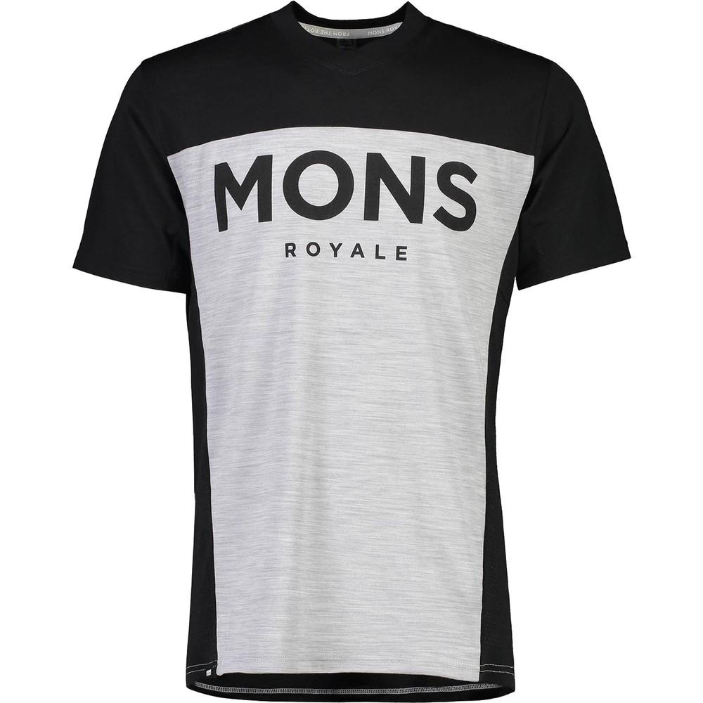 Mons Royale Redwood Enduro V-Neck Tee