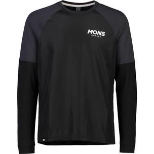 Mons Royale Tarn Freeride Wind Long Sleeve Jersey