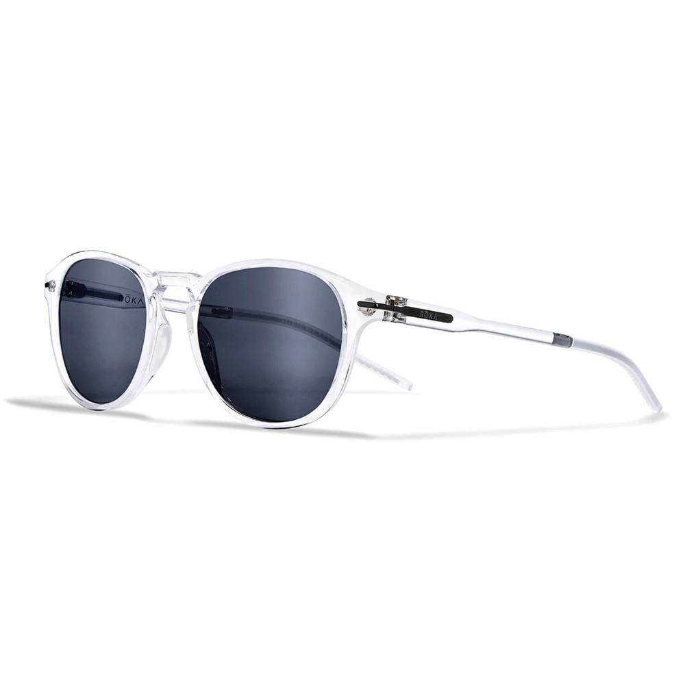 ROKA Oslo Sunglasses With Black Mirror C3 Ultra Lens