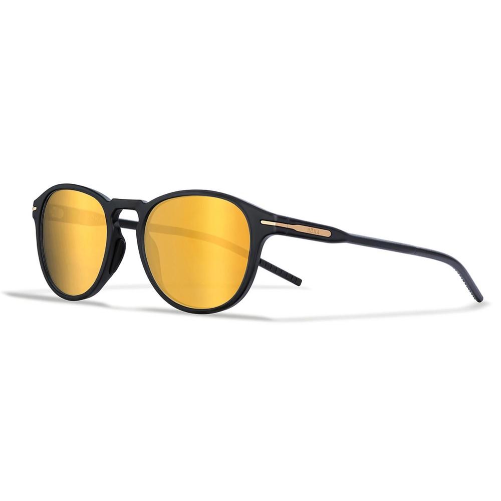 ROKA Oslo Sunglasses With Gold Mirror C3 Ultra Lens