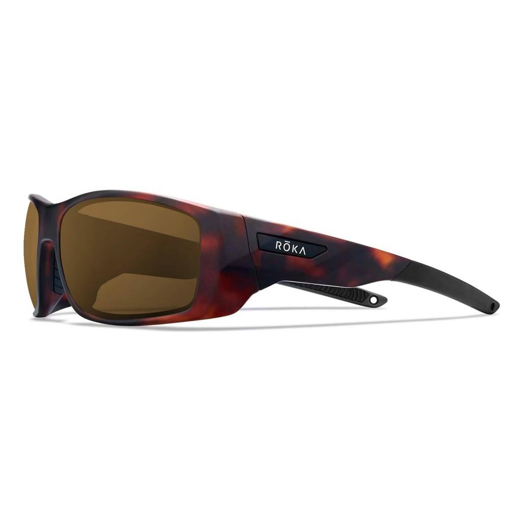 ROKA AT-1X Sunglasses With Bronze C3 Impact Polarised Lens
