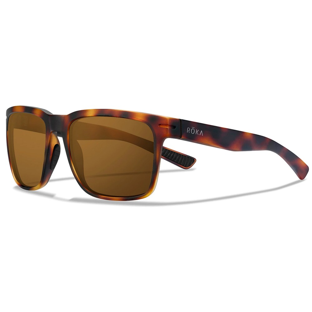 ROKA Barton Sunglasses With Bronze C3 Ultra Polarised Lens