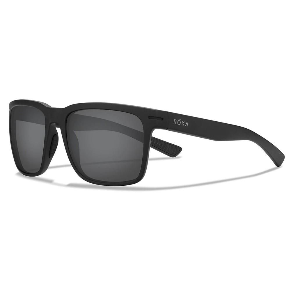 ROKA Barton Sunglasses With Dark Carbon C3 Ultra Lens