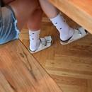 FINGERSCROSSED Hearts Socks