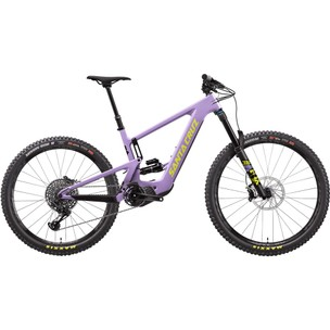 Santa Cruz Bullit Carbon CC S 29/27.5 Electric Mountain Bike 2021