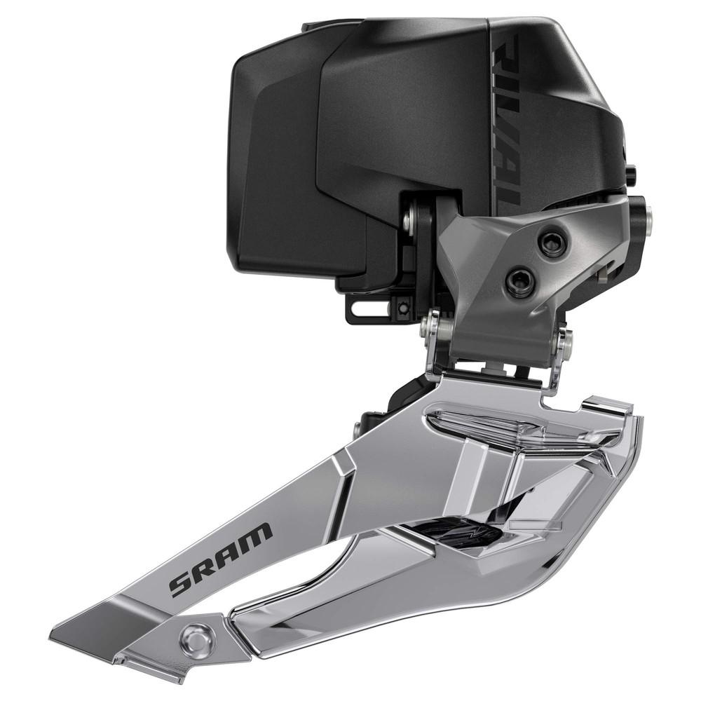 SRAM Rival ETap AXS Braze-On Front Derailleur