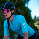 Ale Silver Cooling Womens Short Sleeve Jersey