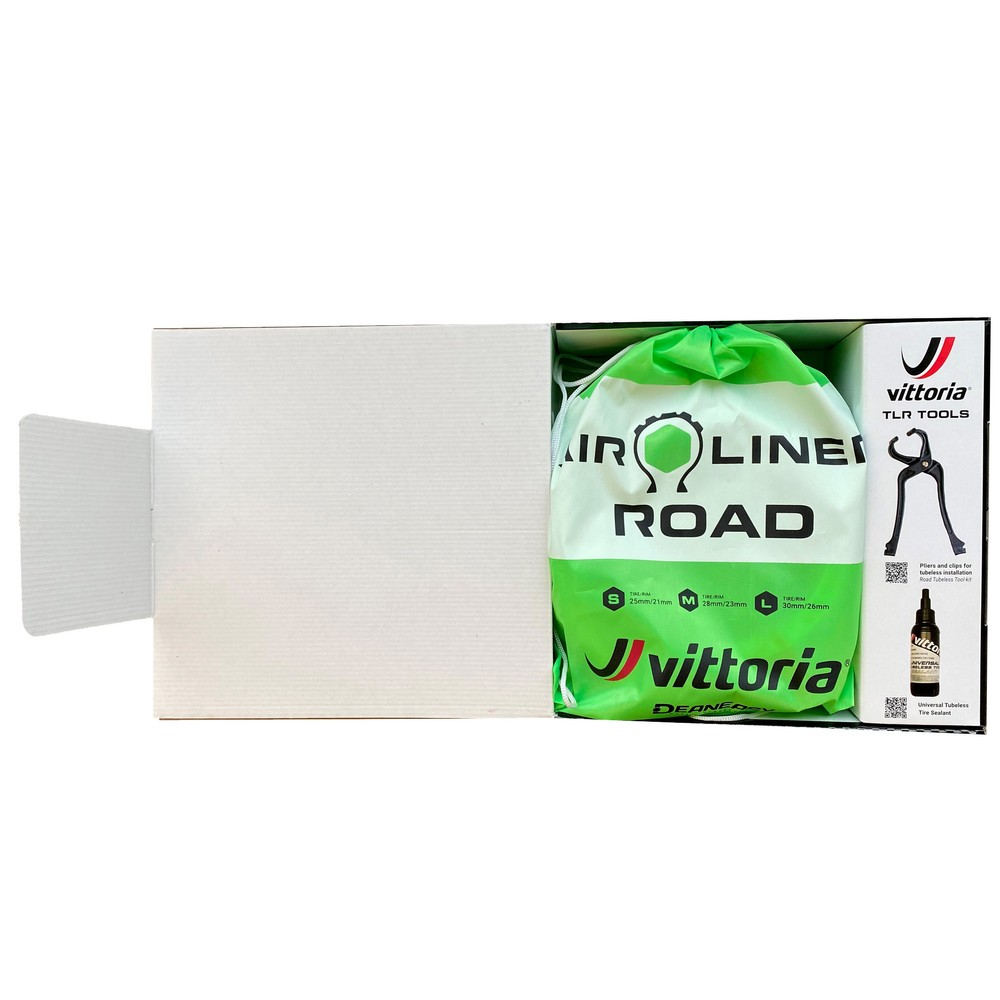 Vittoria Air Liner Road Tyre Insert Kit