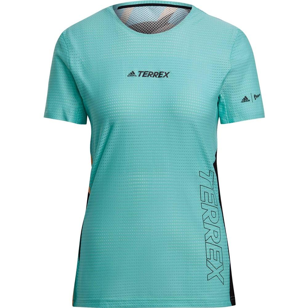 Adidas Terrex Parley Agravic Trail Running Pro Womens Tee