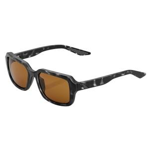100% Rideley Sunglasses With Bronze PEAKPOLAR Lens