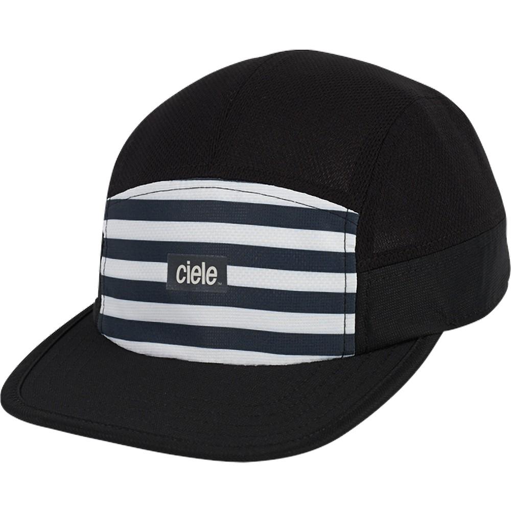 Ciele GO Standard Small Logo Stripe Running Cap