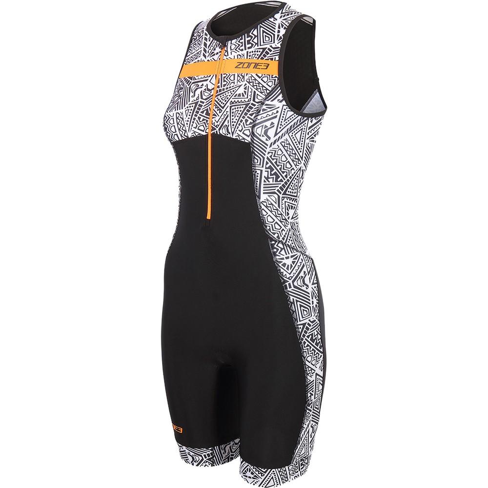 Zone3 Activate Plus Kona Speed Womens Sleeveless Trisuit