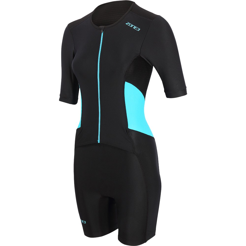Zone3 Activate Womens Short Sleeve Trisuit