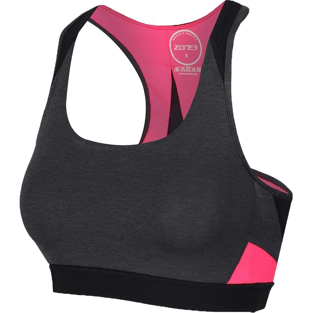 Zone3 Performance Culture Womens Crop Top