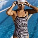 Zone3 Kona Speed Strap Back Womens Swim Costume