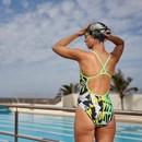 Zone3 High-Jazz 2.0 Strap Back Womens Swim Costume