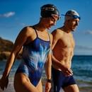 Zone3 Cosmic 3.0 Strap Back Womens Swim Costume