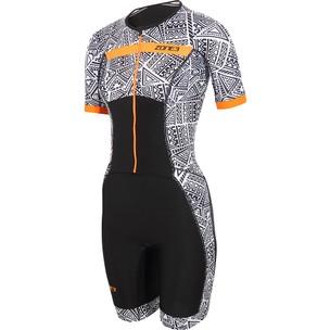 Zone3 Activate Plus Kona Speed Short Sleeve Trisuit
