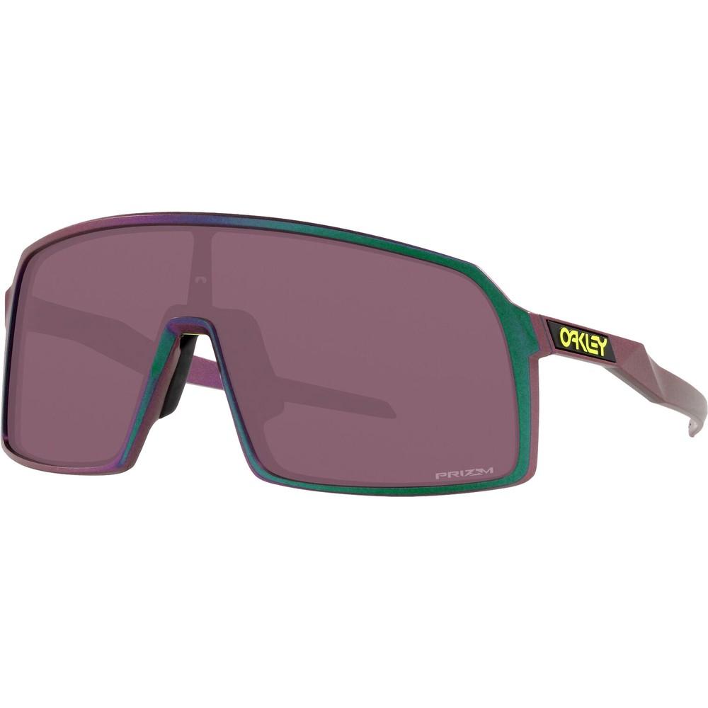 Oakley Sutro Sunglasses With Prizm Road Black Lens
