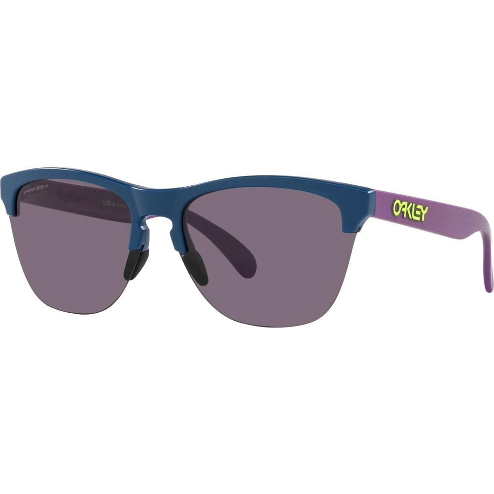 Oakley Frogskins Lite Sunglasses With Prizm Grey Lens