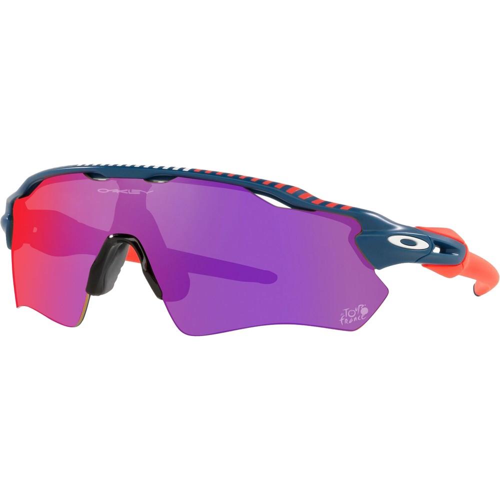 Oakley Radar EV Path Sunglasses TdF Edition With Prizm Road Lens