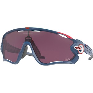 Oakley Jawbreaker Sunglasses TdF Edition With Prizm Road Black Lens