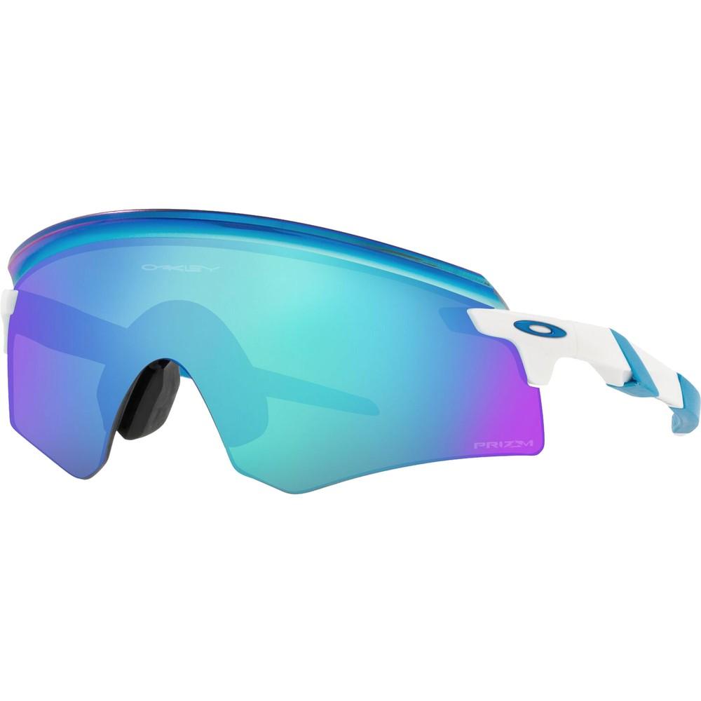 Oakley Encoder Sunglasses With Prizm Sapphire Lens