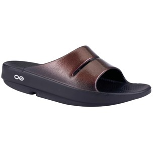 OOFOS OOahh Luxe Womens Recovery Sandals
