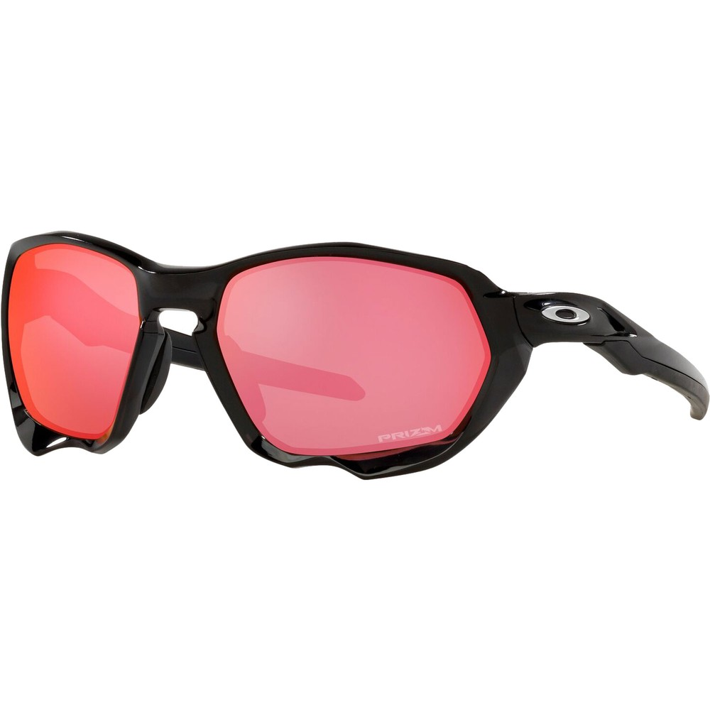 Oakley Plazma Sunglasses With Prizm Trail Torch Lens