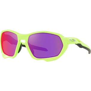 Oakley Plazma Sunglasses With Prizm Road Lens