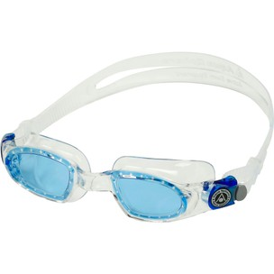 Aqua Sphere Mako Goggles With Blue Lenses