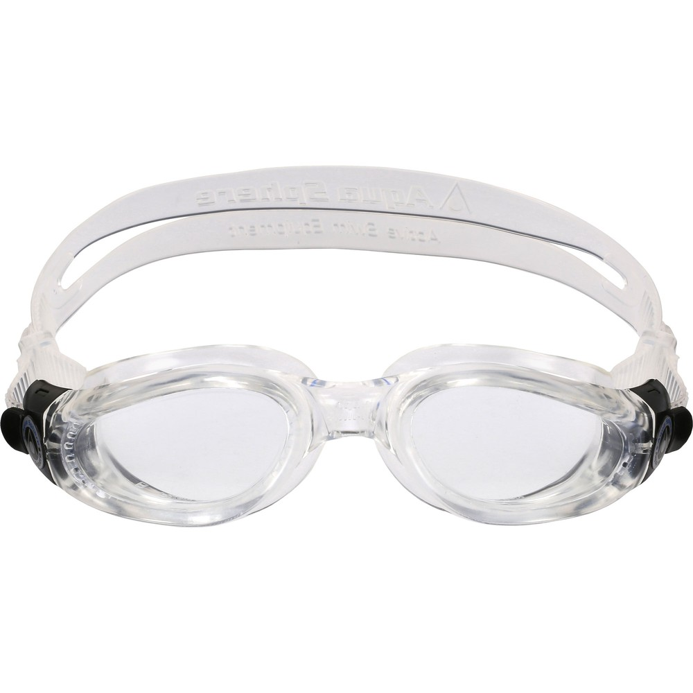 Aqua Sphere Kaiman Goggles With Clear Lenses