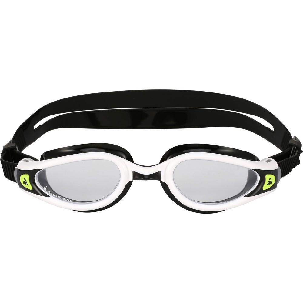 Aqua Sphere Kaiman Exo Goggles With Clear Lenses
