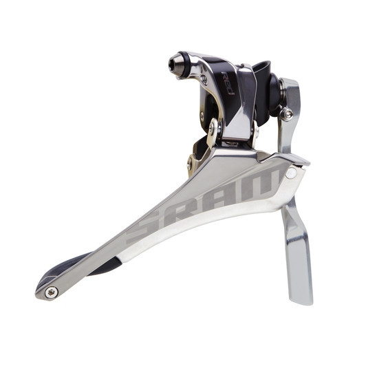 SRAM Red Yaw Braze-on Front Derailleur With Chain Spotter