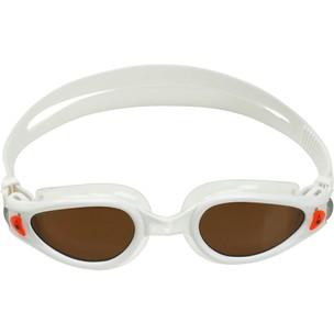 Aqua Sphere Kaiman Exo Goggles With Polarised Brown Lenses