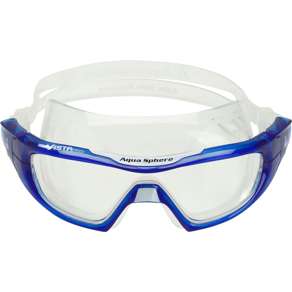 Aqua Sphere Vista Pro Swim Mask With Clear Lens