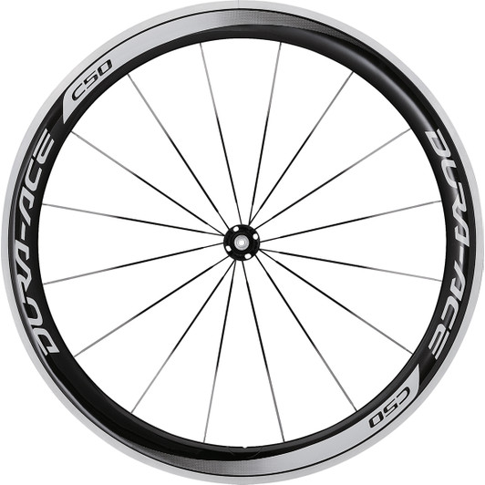 Shimano Dura-Ace 9000 C50 Carbon Clincher Front Wheel