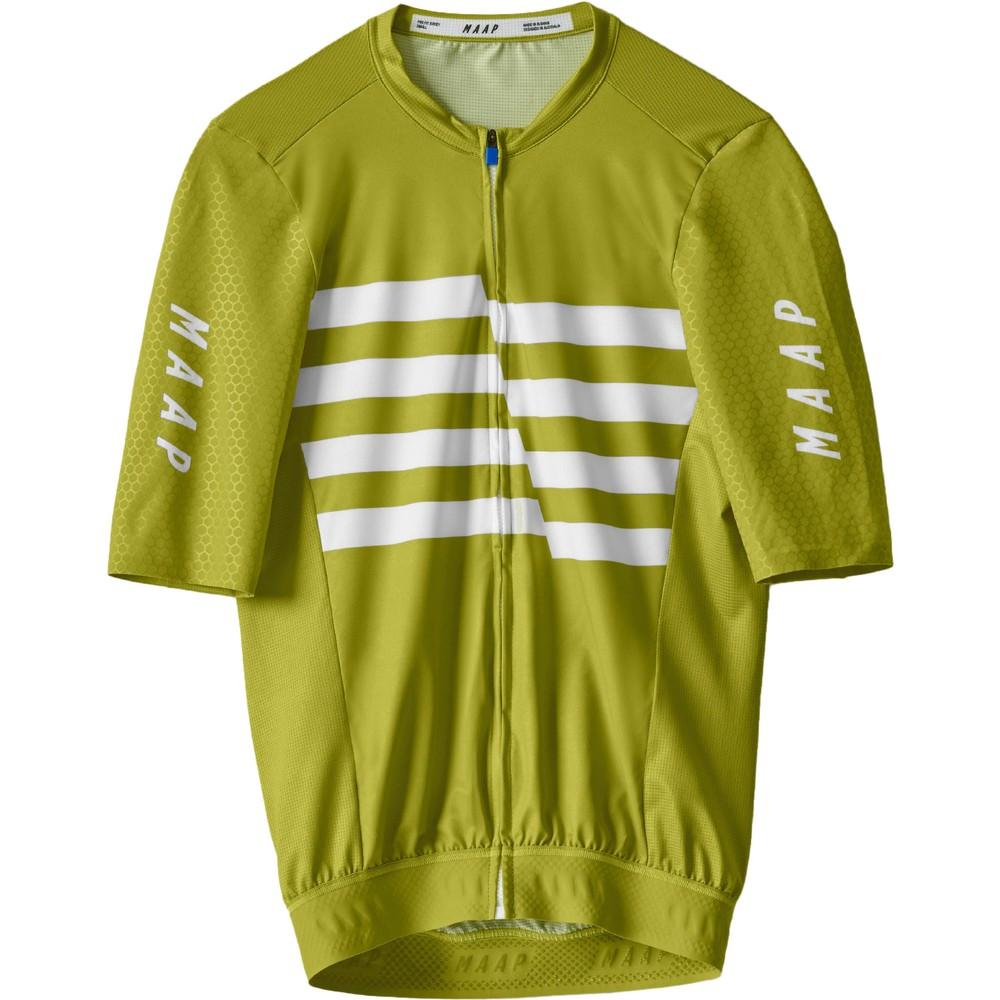 MAAP Emblem Pro Hex Recycled Short Sleeve Jersey