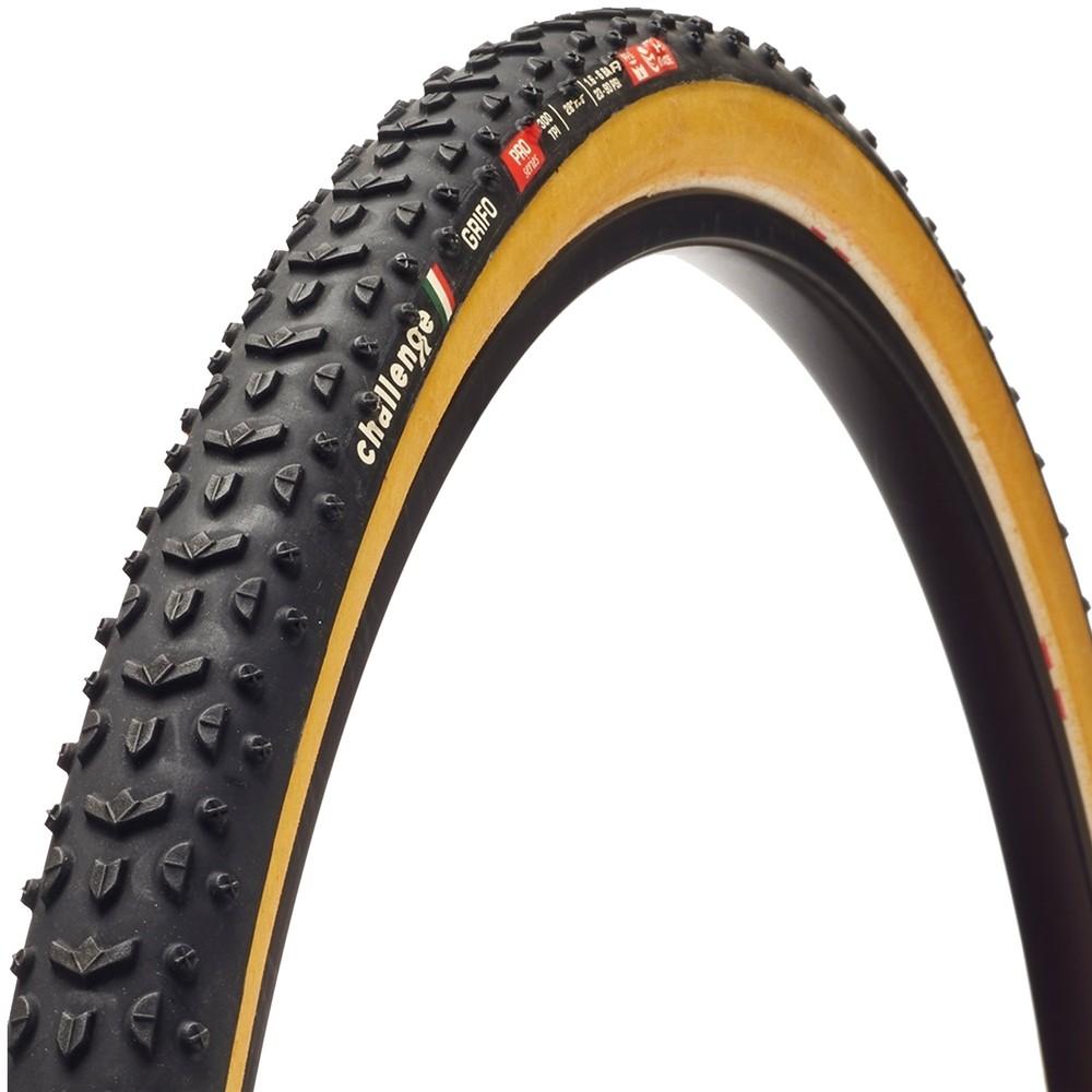 Challenge Grifo Pro Handmade Clincher Cyclocross Tyre