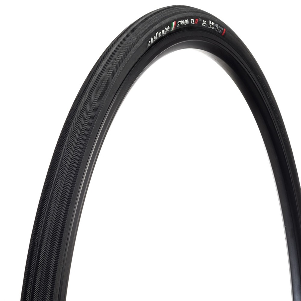 Challenge Strada Race Vulcanized Tubeless-Ready Road Tyre