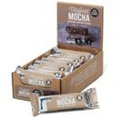 Veloforte Mocha Natural Vegan Energy Bar Box Of 12 X 70g Bars