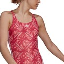 Adidas SH3.RO Festivibes 3 Stripe Womens Swimsuit