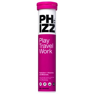 Phizz Electrolyte And Multivitamin Hydration Tablets (20 Tabs) 6 Pack