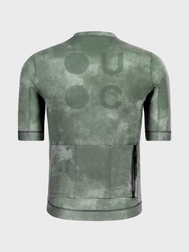 Chroma Grid Men's Short Sleeve Jersey