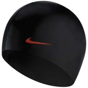 Nike Solid Silicone Swim Cap