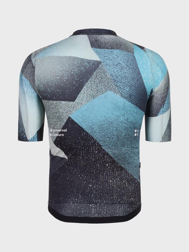Spectrum Polygon Men's Short Sleeve Jersey