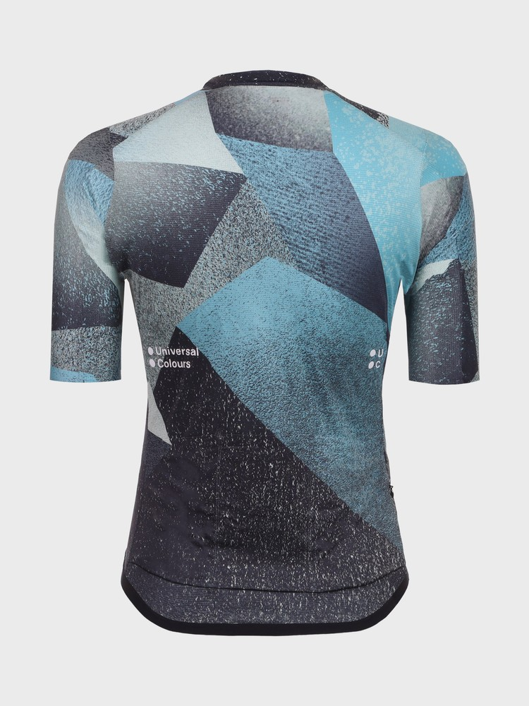 Spectrum Polygon Women's Short Sleeve Jersey