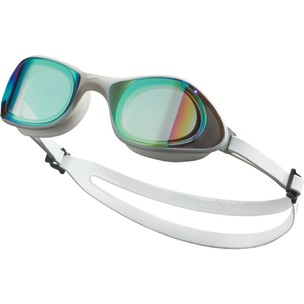 Nike Expanse Goggles With Blue Mirror Lens