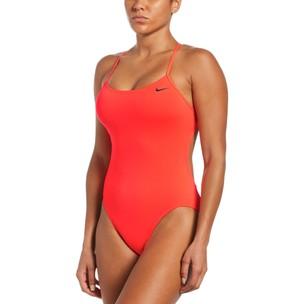 Nike Cutout One Piece Womens Swimsuit